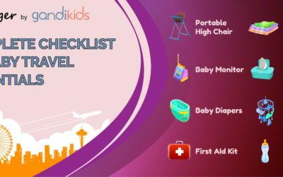 Complete Checklist of Baby Travel Essentials