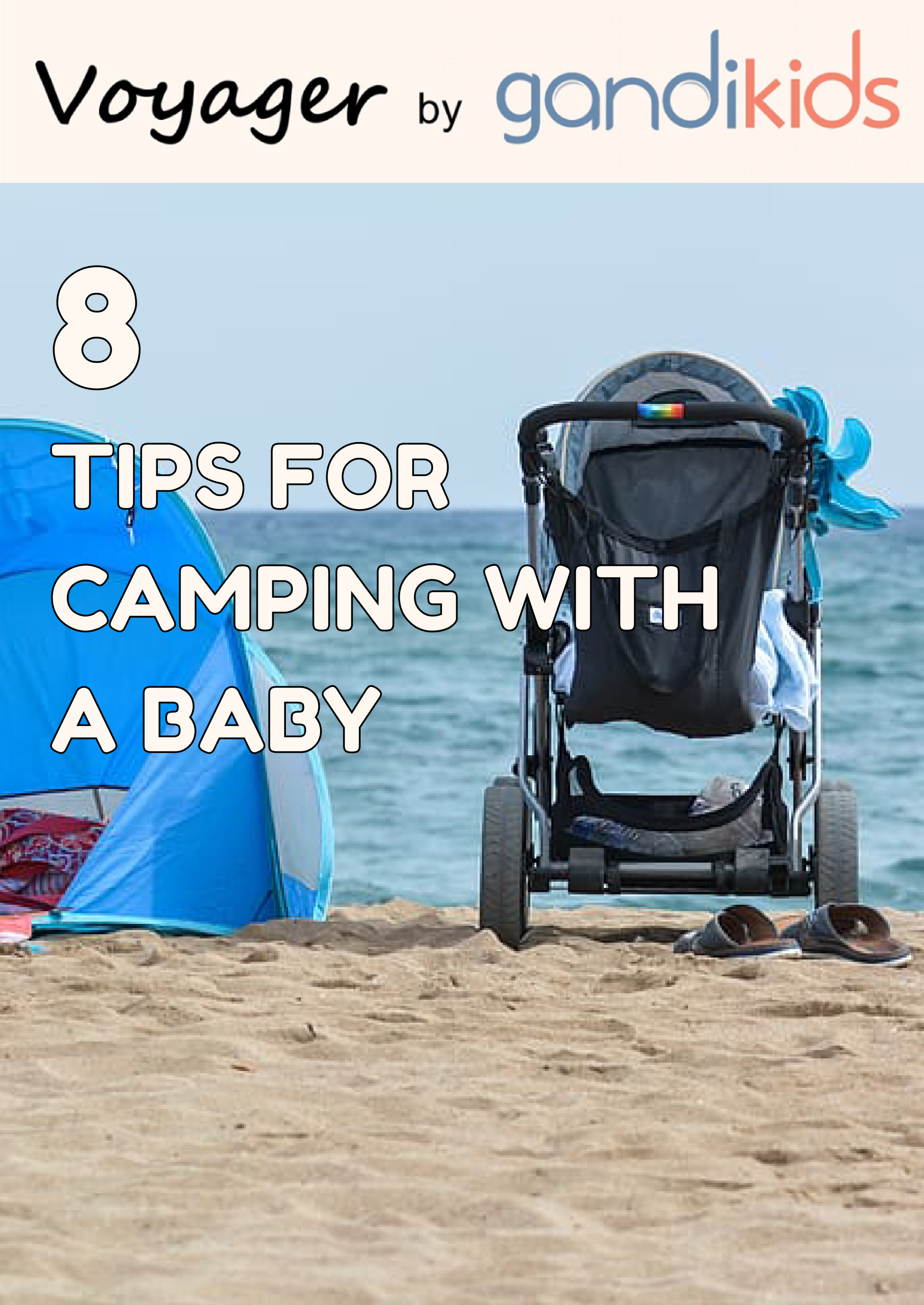 8 tips for camping with a baby