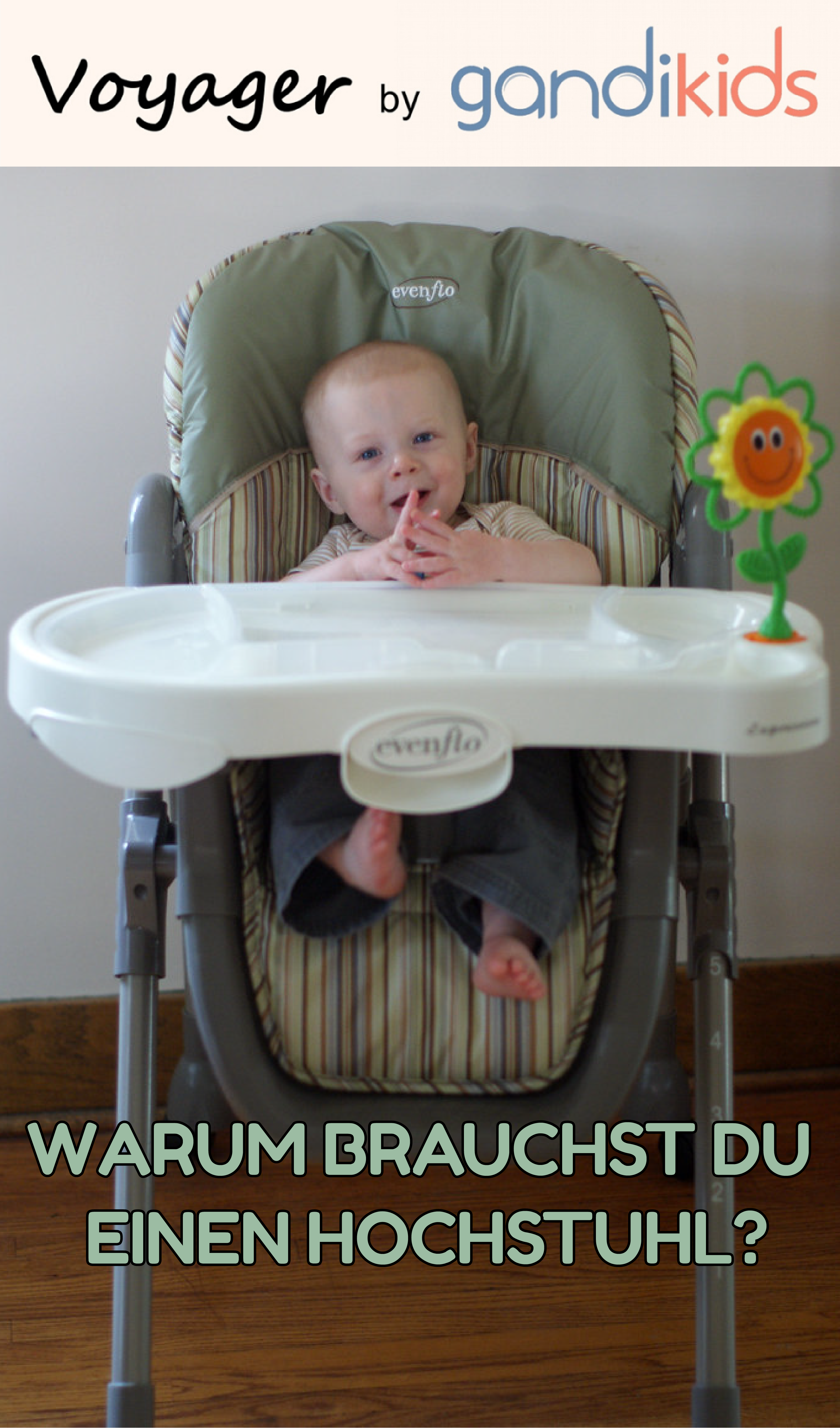 Why do you need baby high chair