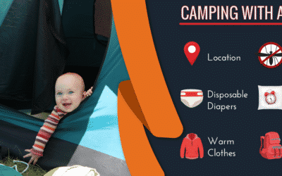 Camping With a Baby: What Do You Need to Know