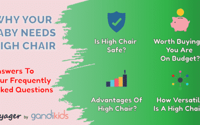 Why Your Baby Needs High Chair
