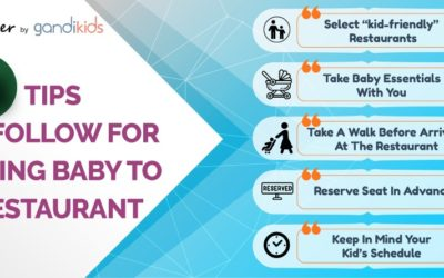 Taking Baby to a Restaurant – 5 Simple Tips