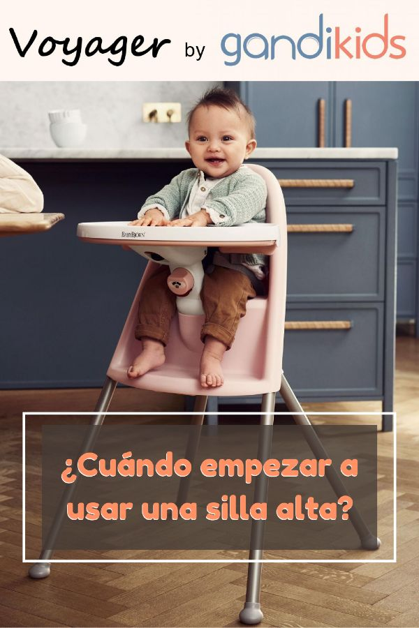 When to Start Using High Chair