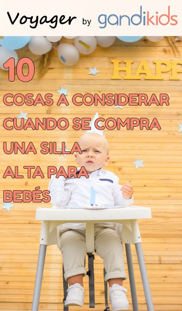 How to choose baby high chair