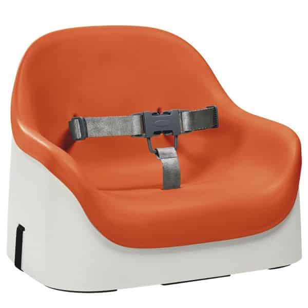 Example of a booster seat for babies